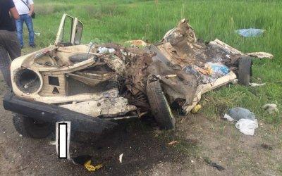 Пять человек погибли в ДТП под Ростовом