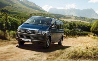 Любимая модель и новые возможности: специальное предложение на Volkswagen Caravelle