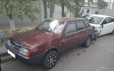 Два человека пострадали в ДТП на севере Волгограда