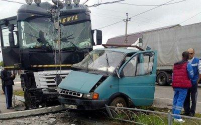 В ДТП в Карачеве погиб водитель «Газели»