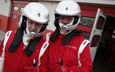 Клиенты АВИЛОН впервые протестируют болид Ferrari 488 Challenge в Италии