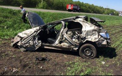 Две женщины погибли в ДТП с грузовиком в Сеченовском районе