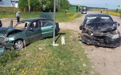 В Татарстане по вине пьяного водителя погиб мужчина
