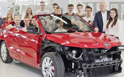Дорогу молодым: студенческий концепт-кар Skoda скоро появится на публике