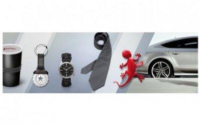 Выбирайте индивидуальность! Идеи подарков от Audi