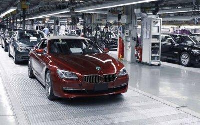 BMW будет производить в России автомобили для мирового рынка