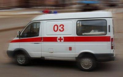 Мотоциклист погиб в ДТП с грузовиком в центре Москвы