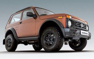 «АвтоВАЗ» анонсировал выпуск нового внедорожника иещё десяток новых моделей