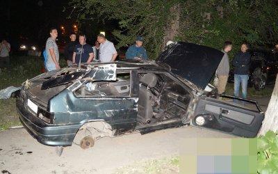 Два человека погибли в ДТП в центре Сызрани