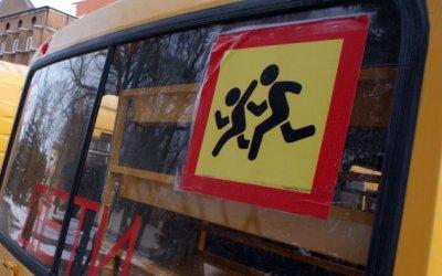 В Нижнем Тагиле автобус с детьми врезался в фуру