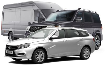 Каждый четвертый продаваемый в РФ автомобиль является отечественным— Автостат