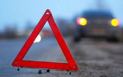 В ДТП в Туве погиб человек и тяжело пострадали 6 детей