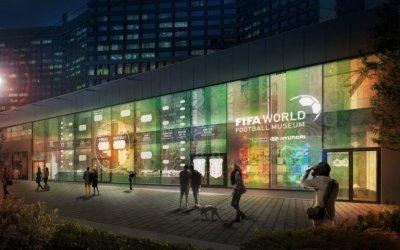 АВИЛОН Hyundai приглашает вас на выставку «Музей мирового футбола FIFA при поддержке Hyundai»