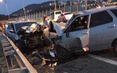 В ДТП на объездной дороге в Сочи погиб человек