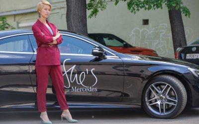 АВИЛОН + She's Mercedes – мы продолжаем!