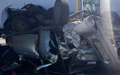 На трассе Волгоград-Москва произошло ДТП с пострадавшими