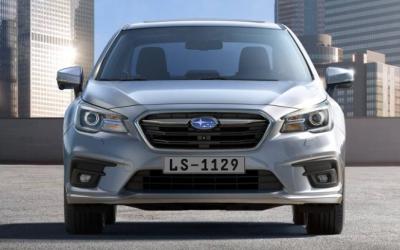 Продажи новой версии Subaru Legacy стартовали вРоссии