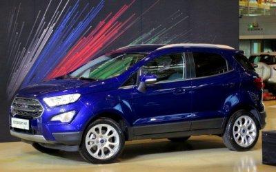 Обновленный Ford EcoSport начали собирать в России - уже доступен заказ модели