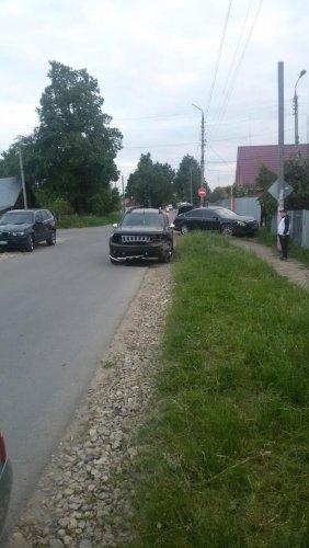 4-летняя девочка пострадала в ДТП в Киреевске1