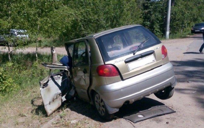 Ребенок и трое взрослых пострадали в ДТП в Тольятти