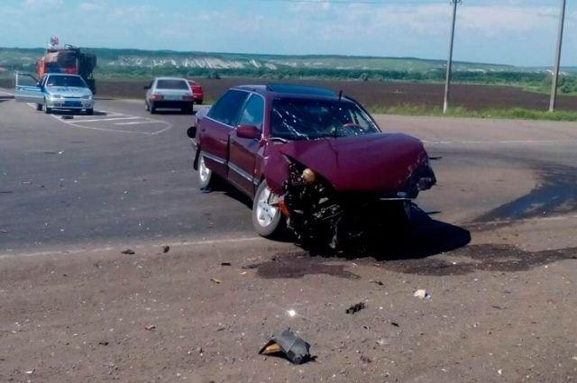 Женщина погибла в ДТП в Валуйском районе Белгородской области