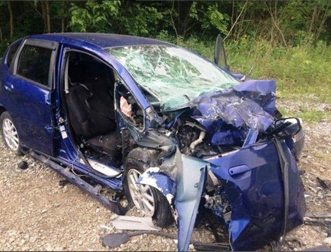 Один человек погиб и 6 пострадали в ДТП в Приморье (3)