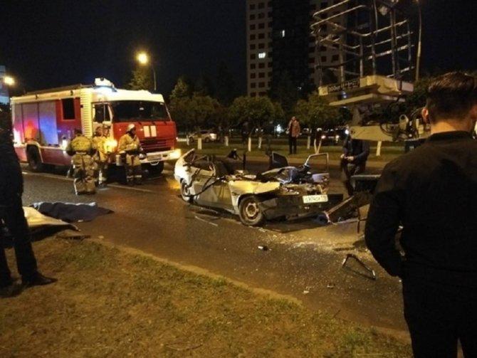 В Татарстане в ДТП с автовышкой молодому человеку оторвало голову (1)