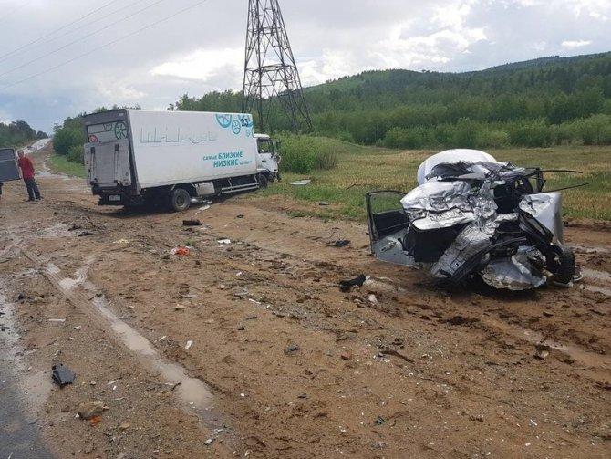 В ДТП под Атамановкой погиб человек (1)