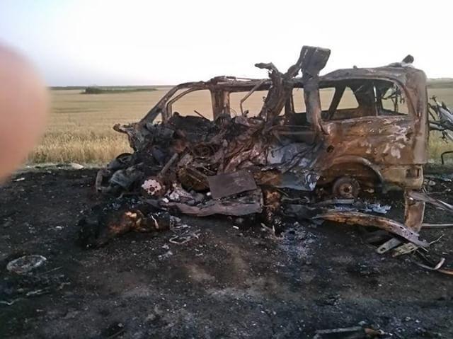 В ДТП с микроавтобусом под Славянском-на-Кубани погибли люди (4)