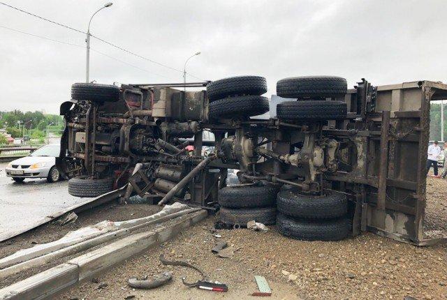 Более 10 автомобилей попали в ДТП в Томске (1)