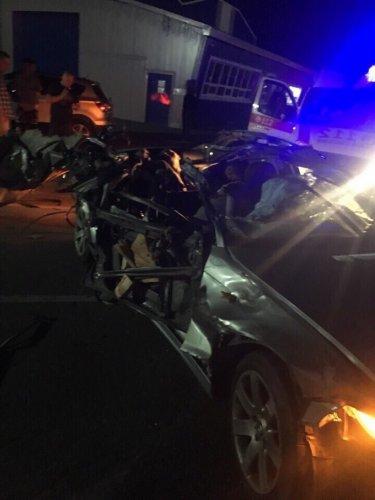 Четыре человека погибли в ДТП с фурой в Подмосковье (2)