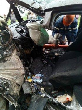 В ДТП в Марий Эл погибли три человека и пострадал 8-месячный ребенок (2)