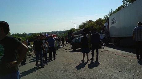 Четыре человека погибли в массовом ДТП в Пензенской области (1)