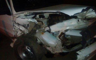 Ночью в Кемерове произошла серьезная авария