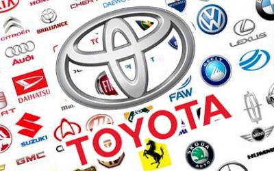 Toyota сразу в нескольких рейтингах оценена как самый дорогой автомобильный бренд в мире