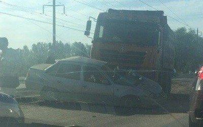В ДТП на юге Волгограда погиб водитель