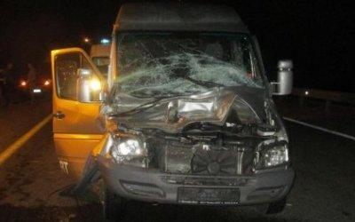 Два человека пострадали в ДТП с грузовиком в Горячем Ключе
