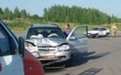 Подросток пострадал в ДТП под Орлом