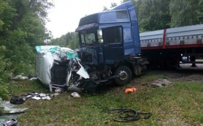 Молодой мужчина погиб в ДТП в Михайловском районе