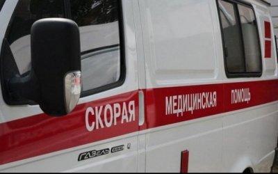 В Вологде мотоциклист серьезно пострадал в ДТП