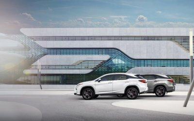 Универсальность и комфорт. Lexus RX 350L в Лексус-Волгоградский