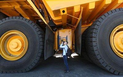 БелАЗ презентовал 290-тонник и стал производителем с самой широкой линейкой самосвалов в мире