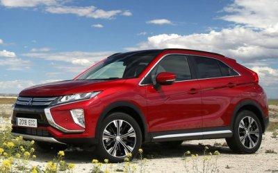 Mitsubishi Eclipse Cross в России опережает плановые продажи