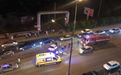 В ДТП в Томске погиб мотоциклист