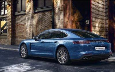 Porsche Panamera меняет представление о спортивном автомобиле навсегда.