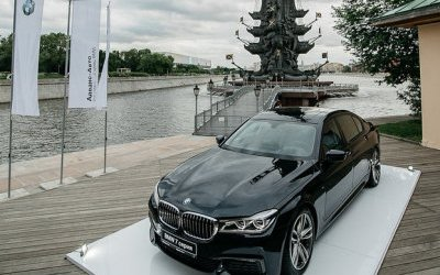 BMW Адванс-Авто не мог пропустить Fine Art Cocktail Dolce Vita 5D!