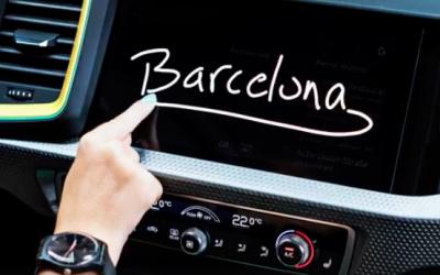 В первом тизере новой Audi A1 написали Барселона поверх Мюнхена
