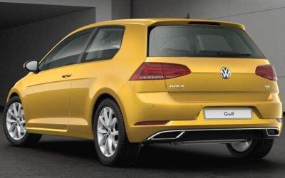 Volkswagen Golf вернется в Россию на полтора года