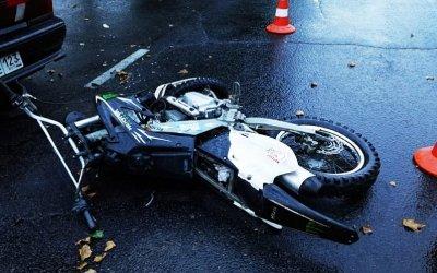 В Новороссийске в ДТП погибла пассажирка мотоцикла