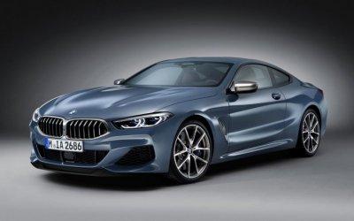 BMW 8-Series вернулся: показан сам автомобиль иобнародованы цены